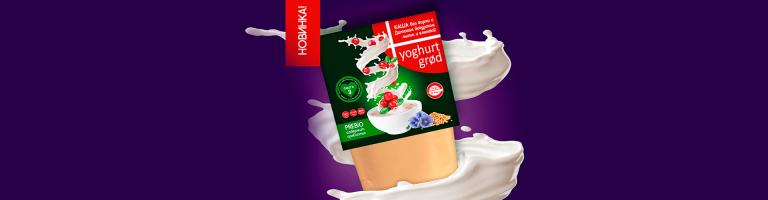 Йогуртовые каши - обзор серии