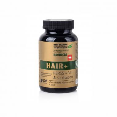 HAIR+сильные волосы