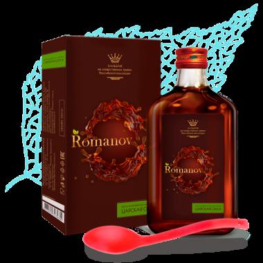 Бальзам Романов Царская сила